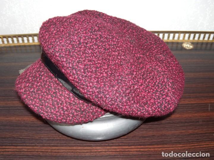 gorra de tweed max azria - Comprar ropa y complementos de segunda ... c63ea0b5f43