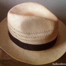 1f3810dd63dd6 sombrero - gorro panama. hombre talla 55. 100% - Buy Second Hand Clothing  and Accessories at todocoleccion - 112692863