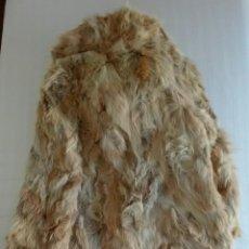Segunda Mano - Abrigo chaquetón de piel natural, - 113629563