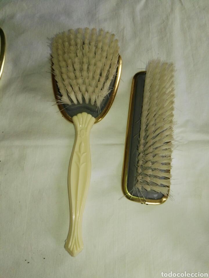 Segunda Mano: Juego tocador espejo de mano y cepillo - Foto 5 - 114148687
