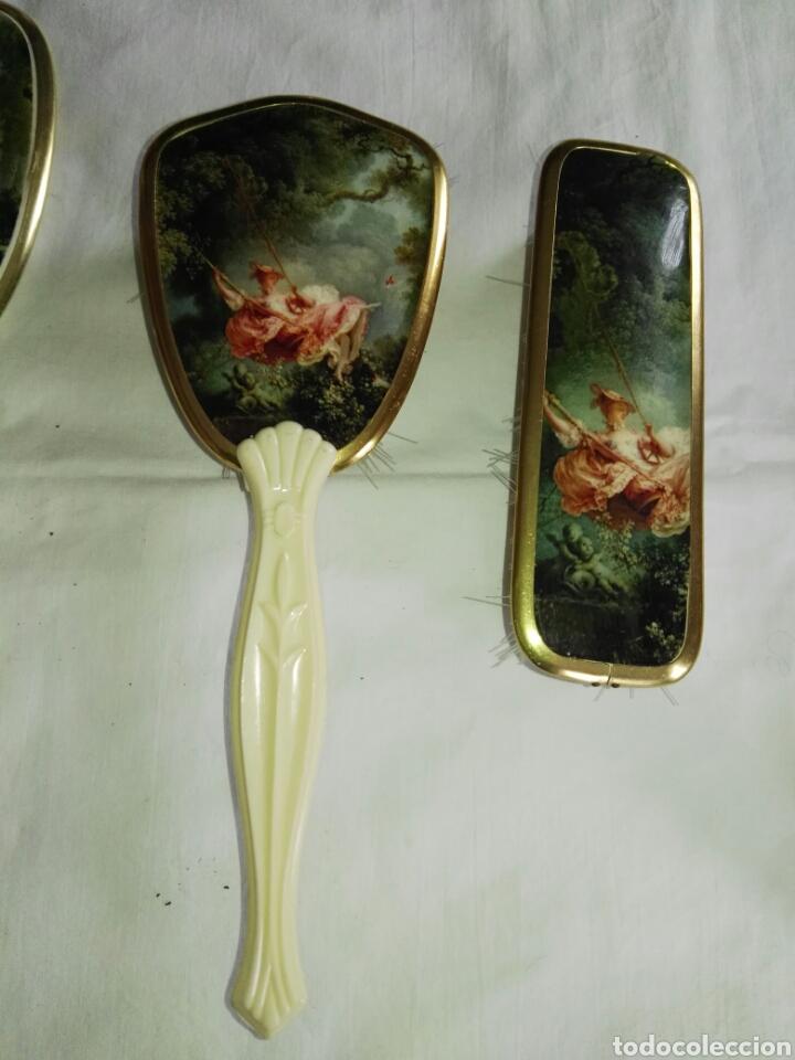 Segunda Mano: Juego tocador espejo de mano y cepillo - Foto 6 - 114148687
