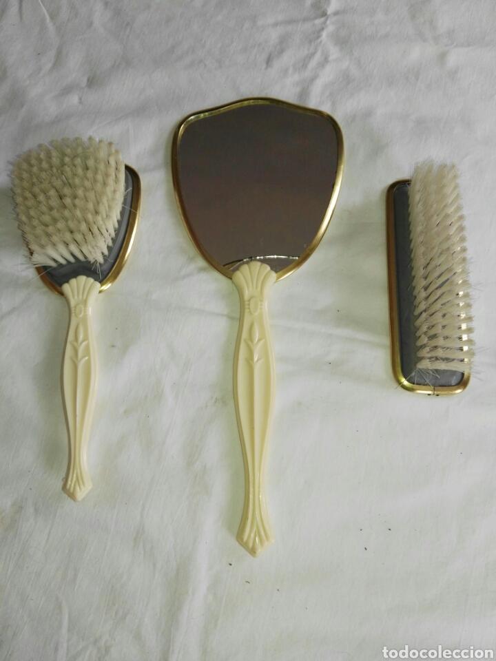 Segunda Mano: Juego tocador espejo de mano y cepillo - Foto 9 - 114148687