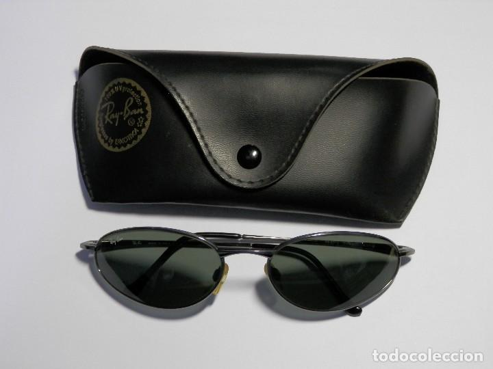 aaf899e09466f Gafas sol ray ban titanio