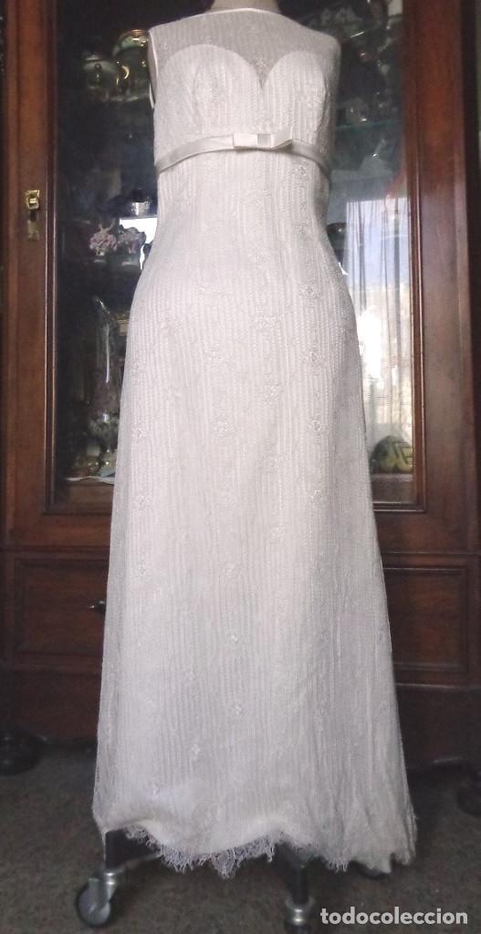 vestido novia o de fiesta de encaje tipo tul -f - Comprar ropa y ...