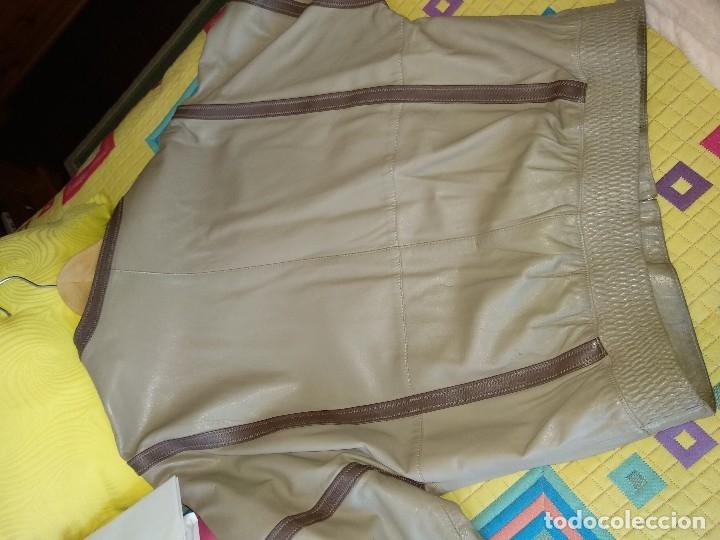 Segunda Mano: Chaqueta de piel caballero - Foto 3 - 39284679