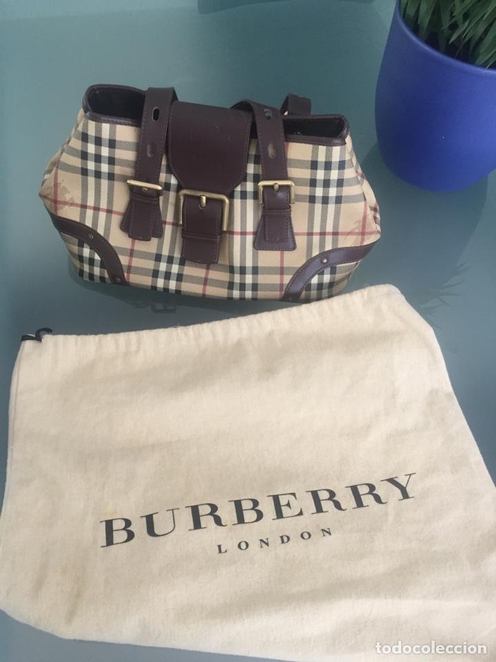 Comprar de original complementos y burberry ropa bolso segunda qwOx41UnT