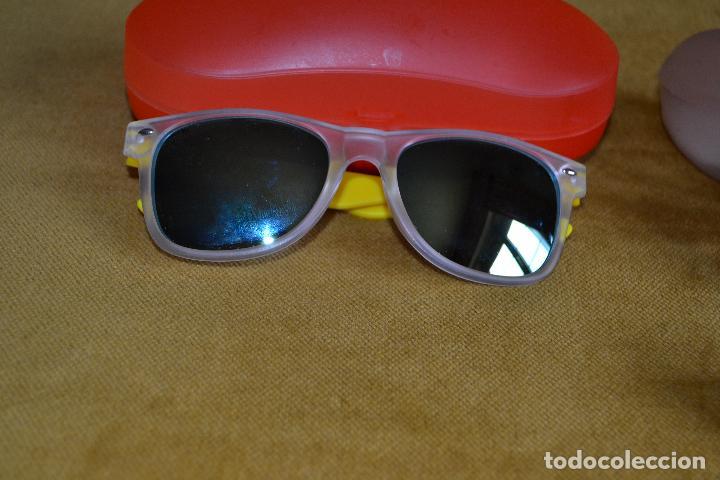 Segunda Mano: Lote gafas de sol - Foto 3 - 128482479