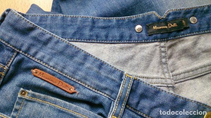 Segunda Mano: Pantalones vaqueros Massimo Dutti mujer talla 42 - Foto 4 - 129291615