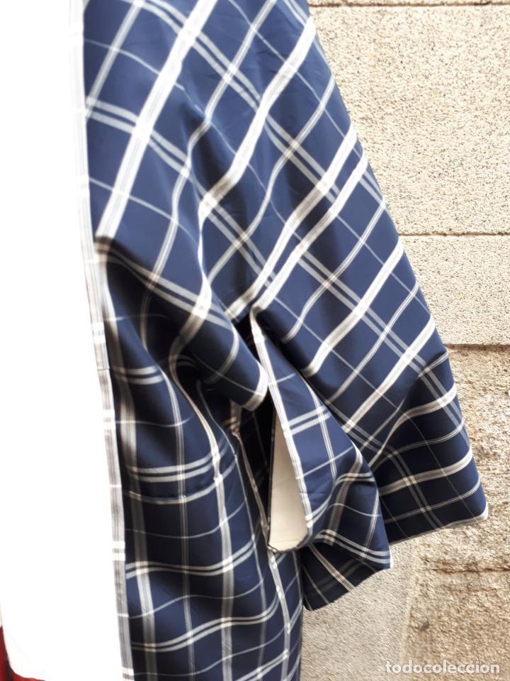 Segunda Mano: KIMONO JAPONES DE CUADROS FORRADO - Foto 5 - 130275194