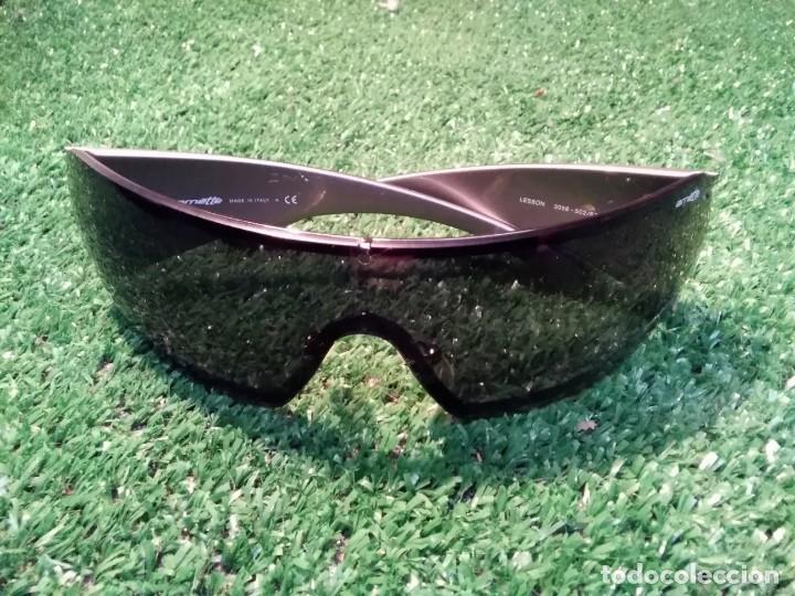 Gafas de sol sin graduación (ARNETTE LESSON) en buen estado tanto la montura como el cristal. segunda mano