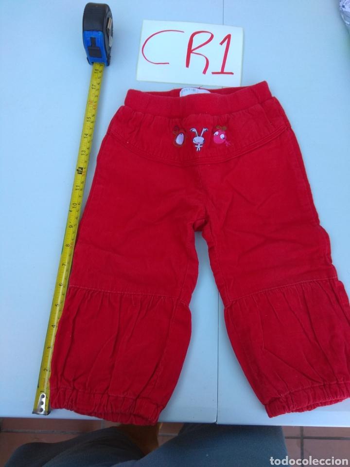 Pantalones Pana Nina Talla 12 18 Meses Poco Uso Comprar Ropa Y Complementos De Segunda Mano En Todocoleccion 132214178
