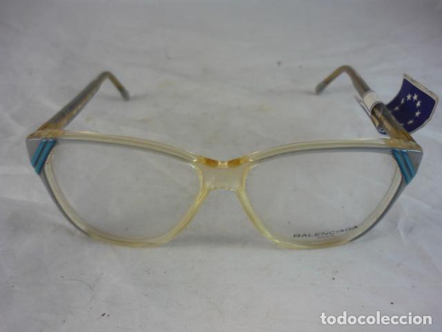 Montura Gafas Balenciaga - Mod. 2746 - 54[]14 - Nueva con Etiqueta PVP 16000Ptas segunda mano