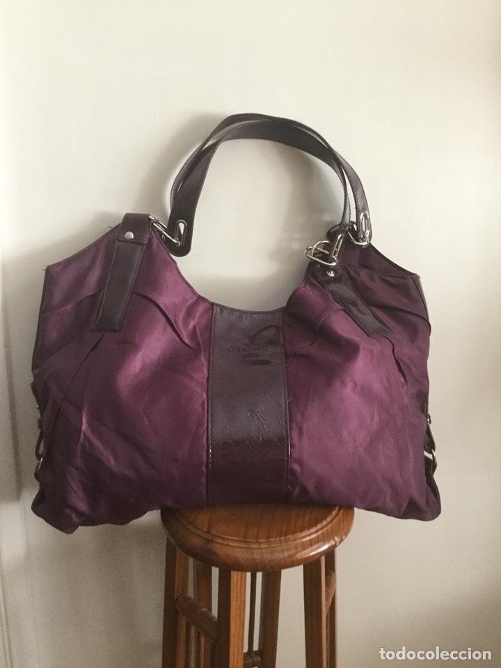 klein calvin de y bolso ropa Comprar berenjena complementos color wqZRgUR1