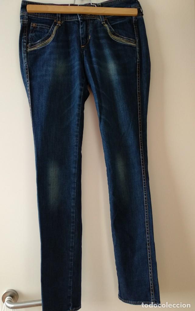 Pantalon Vaquero Jeans De H M Talla 28 Equival Comprar Ropa Y Complementos De Segunda Mano En Todocoleccion 134432898