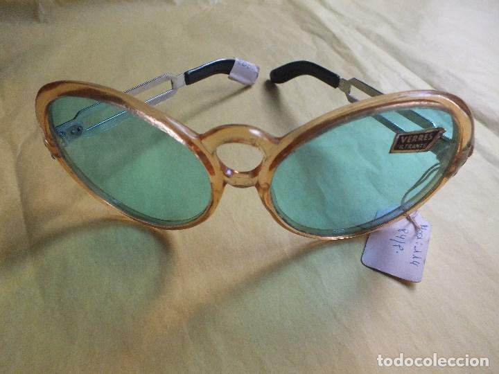 Usado, Antiguas gafas de sol para mujer Vintage Retro Originales Montura mixta Marca Verres segunda mano