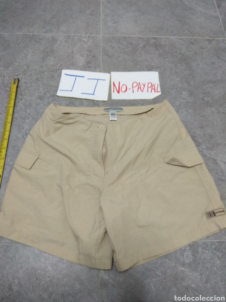Pantalón aventura mujer talla 42 marca decathlon apenas usado segunda mano