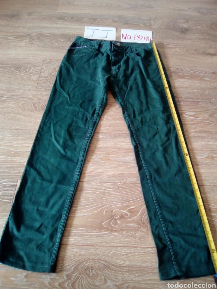 Permitirse incrementar Frustrante  pantalones mujer talla m cintura 39 cm largo 99 - Comprar ropa y  complementos de segunda mano en todocoleccion - 136349705