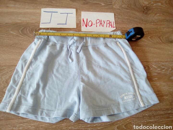 Pantalón deportivo mujer marca avia talla m cintura 33 cm vintage usado segunda mano
