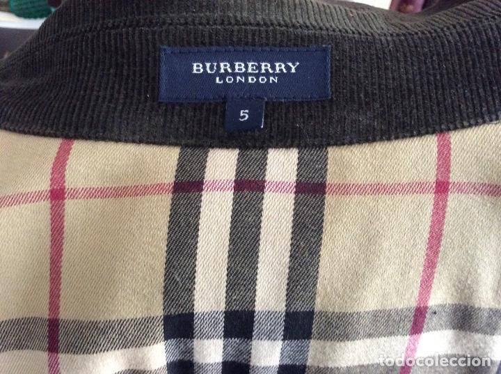 Segunda Mano: Chaqueta 3/4 Burberry de caballero - Foto 2 - 137528562