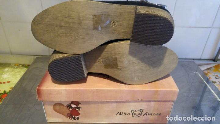Segunda Mano: botas de mujer- nuevas con su caja- numero 39, genero de ante- - Foto 4 - 137885726