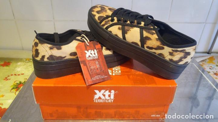 Segunda Mano: zapatillas nuevas de mujer-nuevas con su caja-numero 38 - Foto 2 - 137886082