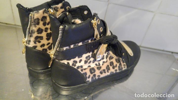 Segunda Mano: zapatillas deportivas de mujer nuevos-numero 38 - Foto 3 - 137926162