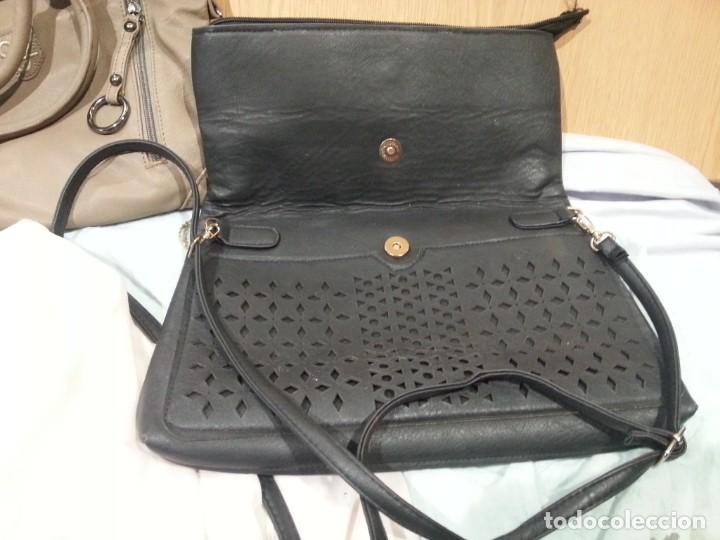 Segunda Mano: Bolsos de mujer. Vintage. Pareja de bolsos viejitos. - Foto 4 - 139432858
