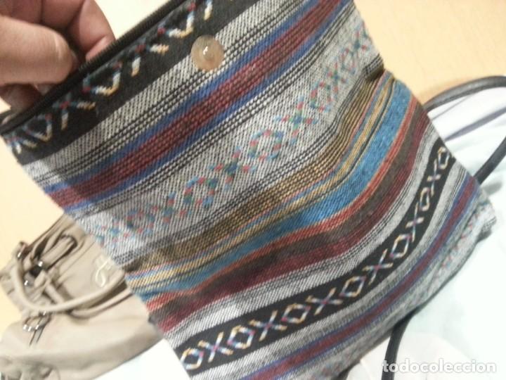 Segunda Mano: Bolsos de mujer. Vintage. Pareja de bolsos viejitos. - Foto 8 - 139432858