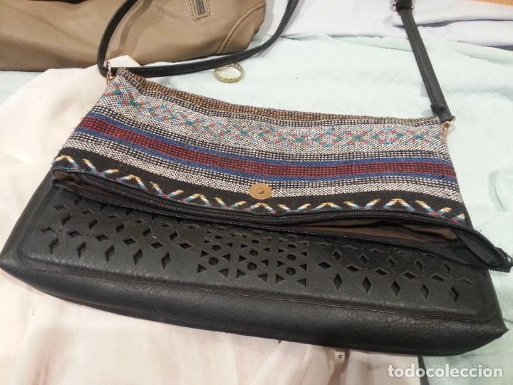 Segunda Mano: Bolsos de mujer. Vintage. Pareja de bolsos viejitos. - Foto 10 - 139432858