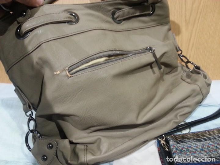 Segunda Mano: Bolsos de mujer. Vintage. Pareja de bolsos viejitos. - Foto 13 - 139432858