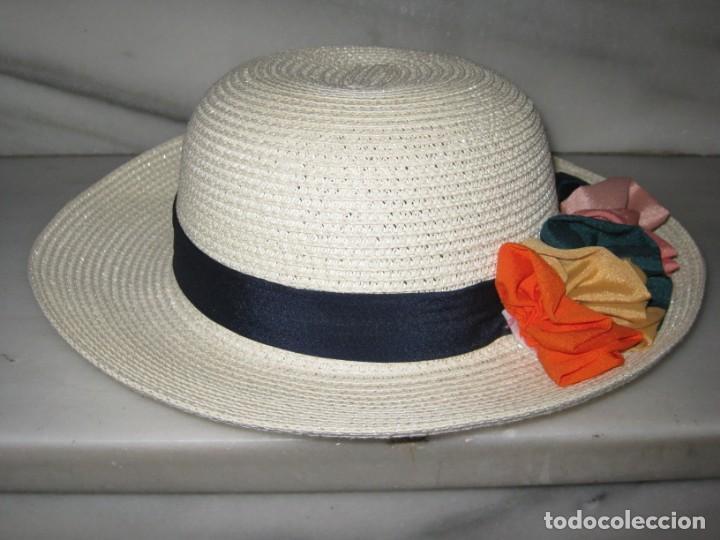 sombrero mujer vintage - Comprar ropa y complementos de segunda mano ... bab6102966e