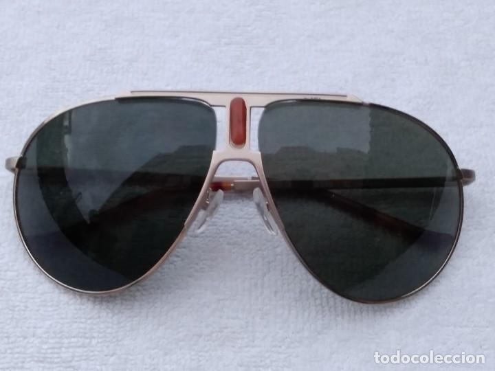 Segunda Mano: Gafas ( TITO BLUNI) LIMITED EDITION.. Cristal normal,9 de 10. no graduado. Muy buen estado. - Foto 2 - 140299410