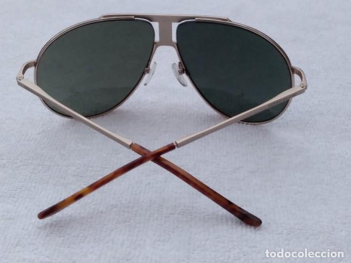 Segunda Mano: Gafas ( TITO BLUNI) LIMITED EDITION.. Cristal normal,9 de 10. no graduado. Muy buen estado. - Foto 3 - 140299410