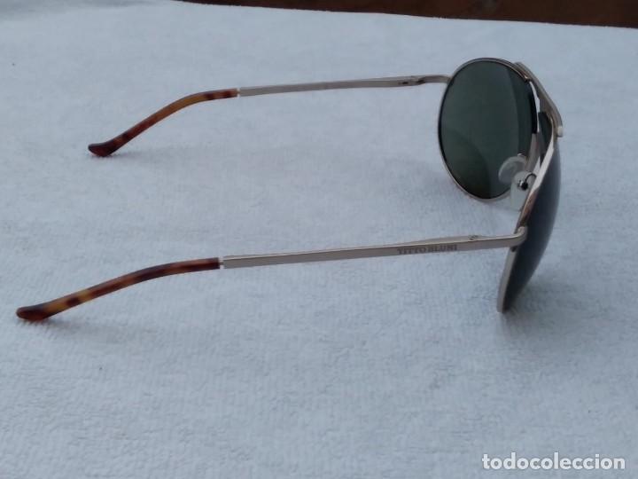 Segunda Mano: Gafas ( TITO BLUNI) LIMITED EDITION.. Cristal normal,9 de 10. no graduado. Muy buen estado. - Foto 5 - 140299410