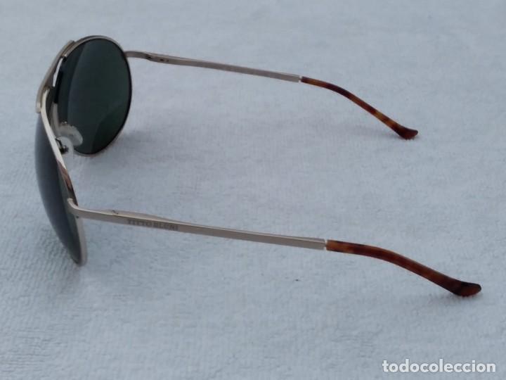 Segunda Mano: Gafas ( TITO BLUNI) LIMITED EDITION.. Cristal normal,9 de 10. no graduado. Muy buen estado. - Foto 6 - 140299410