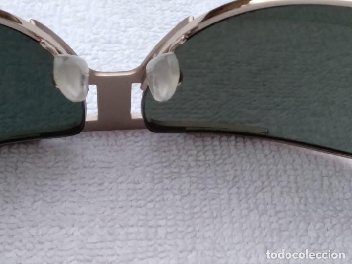 Segunda Mano: Gafas ( TITO BLUNI) LIMITED EDITION.. Cristal normal,9 de 10. no graduado. Muy buen estado. - Foto 7 - 140299410