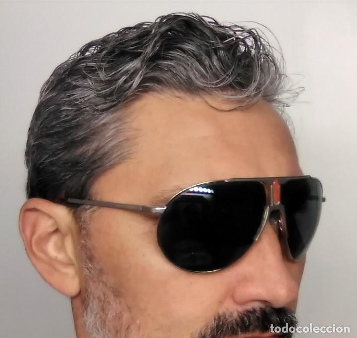 Segunda Mano: Gafas ( TITO BLUNI) LIMITED EDITION.. Cristal normal,9 de 10. no graduado. Muy buen estado. - Foto 10 - 140299410