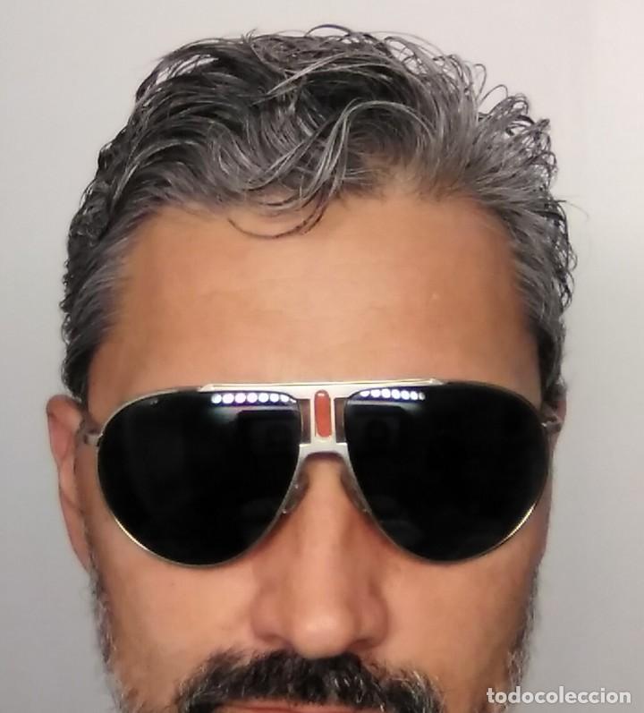Segunda Mano: Gafas ( TITO BLUNI) LIMITED EDITION.. Cristal normal,9 de 10. no graduado. Muy buen estado. - Foto 11 - 140299410