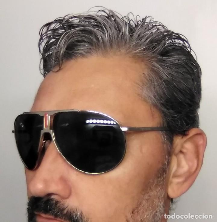 Segunda Mano: Gafas ( TITO BLUNI) LIMITED EDITION.. Cristal normal,9 de 10. no graduado. Muy buen estado. - Foto 12 - 140299410