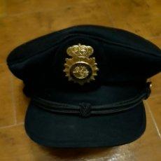Segunda Mano: GORRO POLICÍA NACIONAL (ESCALA BÁSICA). Lote 140441148