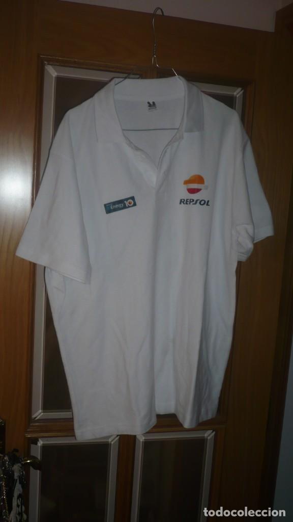 Segunda Mano: Camiseta REPSOL m/c sin estrenar - Foto 2 - 140630422
