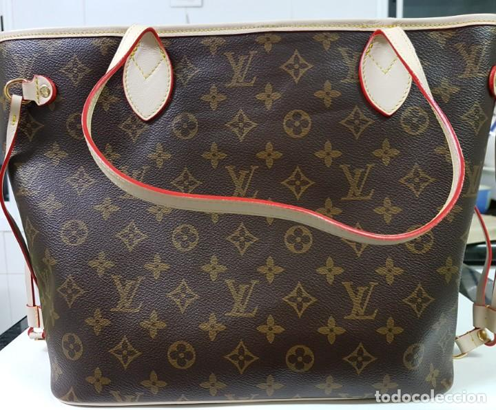 ce8bcc1bd bolso louis vuiton neverfull mm - Comprar ropa y complementos de ...
