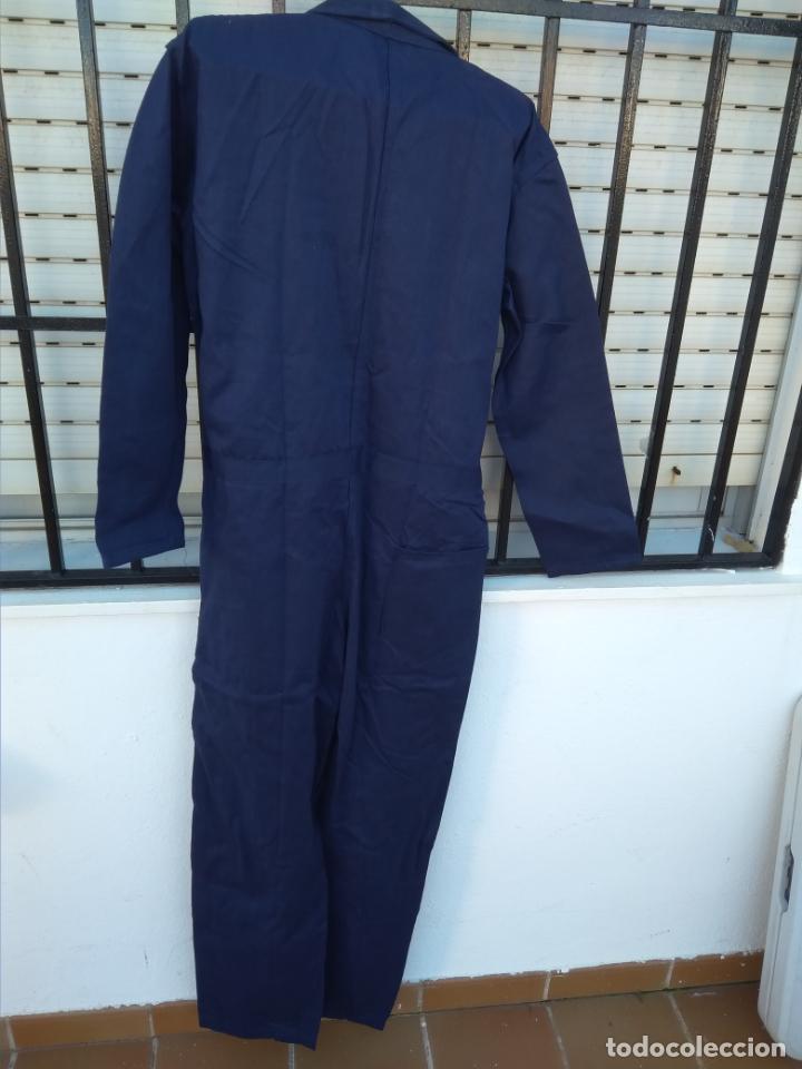 Segunda Mano: Mono de trabajo azul mahón - Foto 2 - 143046106