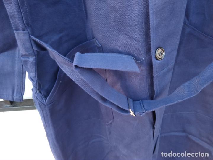 Segunda Mano: Mono de trabajo azul mahón - Foto 4 - 143046106