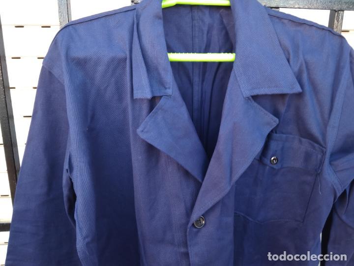 Segunda Mano: Mono de trabajo azul mahón - Foto 5 - 143046106
