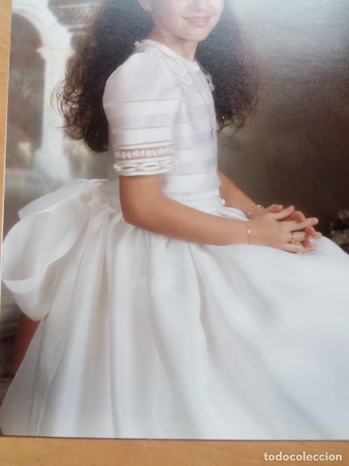 Segunda Mano: Vestido comunión niña - Foto 3 - 144652410