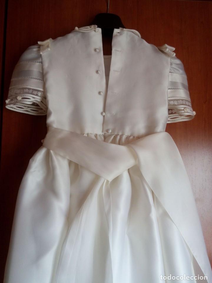 Segunda Mano: Vestido comunión niña - Foto 4 - 144652410