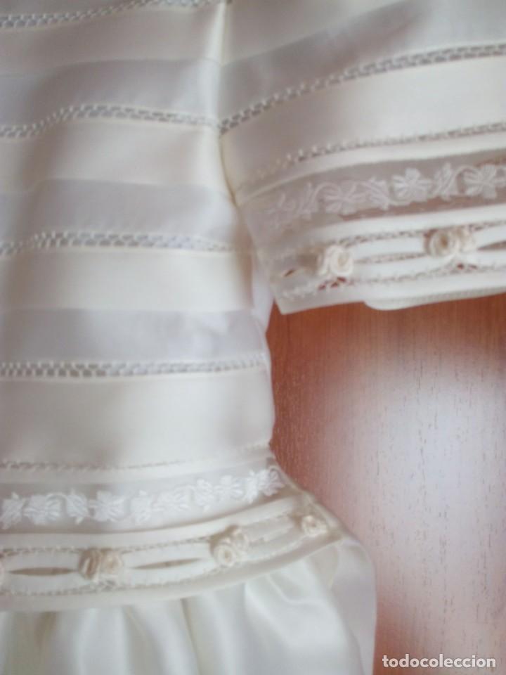 Segunda Mano: Vestido comunión niña - Foto 5 - 144652410