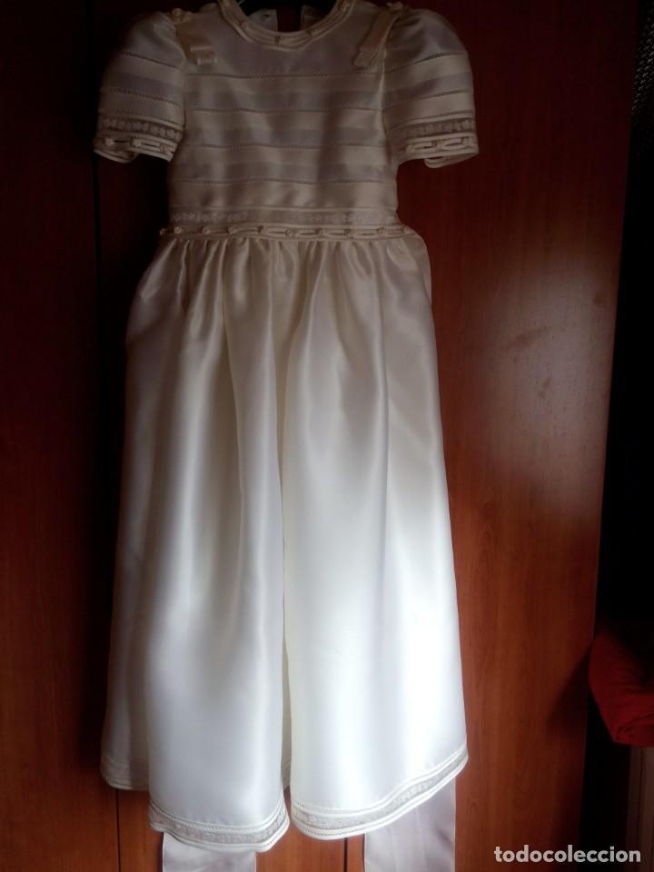 Segunda Mano: Vestido comunión niña - Foto 6 - 144652410