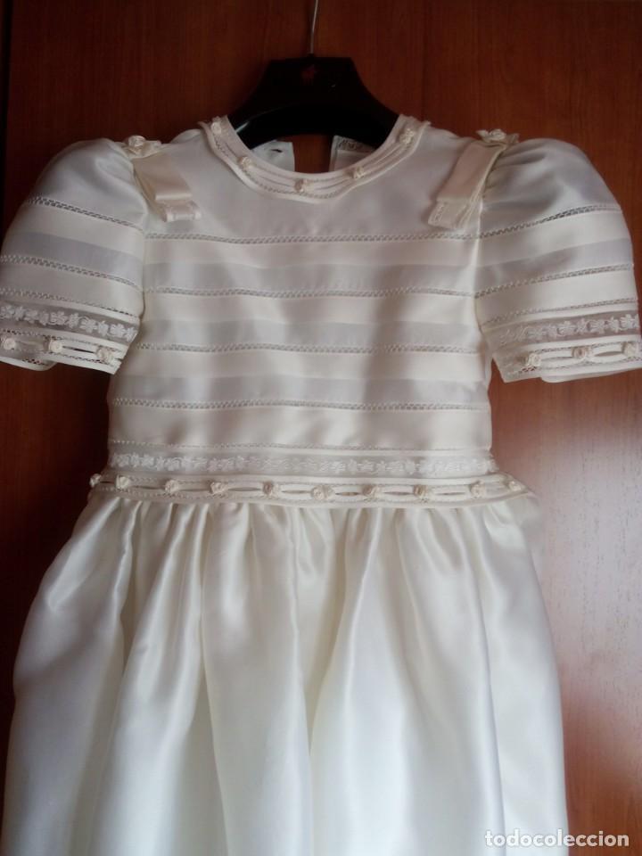 Segunda Mano: Vestido comunión niña - Foto 8 - 144652410